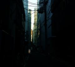 ★ビルの谷間
