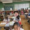 6年生:夏休みの課題をもらって