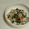 大根と里芋と人参、根菜の重ね煮