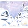 ふるさと冬の風景、雪国の暮らし