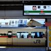 【特集】中央本線特急型、最後の冬を追う Vol.2  快速富士山乗車記