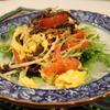 卵、きくらげ、トマト、もやしの野菜炒めレシピ