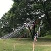 長野県大町市「北アルプス国際芸術祭」あづみの公園 Sky of the Children in Omachi 2017