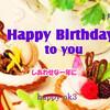 3月12日お誕生日おめでとうございます!