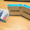 防弾ケブラー素材 Anker microUSB 購入 レビュー