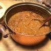 【当面の連絡窓口のお知らせ】薪ストーブ&銅鍋で作ったカレーは超美味い