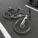 私と自転車とスノボと。
