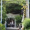 あじさいを見に鎌倉を散歩してきた(御霊神社、稲村ヶ崎、明月院, 鎌倉)