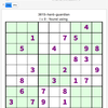 Sudoku-3657-hard, the guardian, 28 Jan, 2017 - 数独を Mathematica で解く- PointngPairs