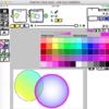9VAeきゅうべえiPad版グラデーションができた。