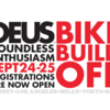 Deus Bike Build Off 2016
