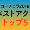 【2018年最&再注目アーティスト】コーチェラ2018のベストアクトトップ5