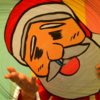 【クリスマス向け】サンタのお面を作ってカラオケで被ってみた。