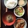 朝ごはんは根菜