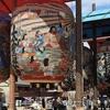 大提灯まつり 諏訪神社(西尾)