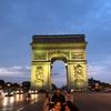 パリの凱旋門は外から見るだけじゃない!屋上から12本の大通りを鑑賞しよう