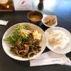 「珈琲&Cook蘭」で焼肉定食