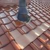 屋根の上 チェック終了 On the roof