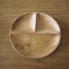 3coinsの木製仕切り型ワンプレート皿を使ってみた感想。