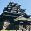 島根・宍道湖を望む松江城/現存天守を誇る国宝城跡