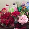 お花のお届け物❤️