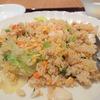 帆立貝の器が特徴!国民食としての中華料理を提供! 上海灘DINING(センター北/三種海鮮レタス炒飯)