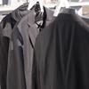 撮影用のスーツ