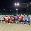 東宝調布テニスパークさんで練習マッチ!