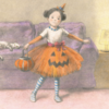 『まほうのハッピーハロウィン』の立体かぼちゃを作ろう!