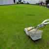 アパート 〜芝生の庭〜