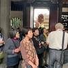 ルカ神父様と行く「信仰と観光の台湾への旅」第1日