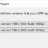 WPF on .NET Core 3.0 で XAML Islands してみよう