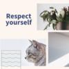 おすすめ英語フレーズ【Respect yourself.】