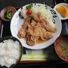 山形市 ごはん処紅月 生姜焼き定食をご紹介!🍖