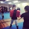 尼崎のキックボクシング ダイエット ジム 阪急武庫之荘 体験レッスン