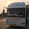 【バス体験談】タイ・チェンマイからスコータイまでの移動方法と移動体験談