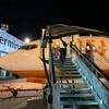 【韓国旅行記1人旅2019年10月】務安国際空港から木浦へ チムジルバンで雑魚寝の夜