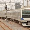 当たり前に感謝しつつ、当たり前の写真を撮った日 JR水戸線・下館駅