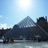 【ヨーロッパ旅近況報告24】パリの観光名所、天気に恵まれ散策