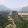【バンビエン】360°絶景、ナムサイ・トップ・ビュー(Namxay Top View)で忘れられない一枚を撮る