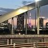 4つの橋を歩いて渡りました〜築地大橋、黎明大橋、豊洲大橋、有明北橋〜