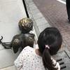 本日は撮影のお仕事で東銀座まで。でも時間に余裕あるから、有楽町から歩くとするか。画像は昨日娘と撮った銀座写真。