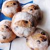 Petits pains aux pépites de chocolat (チョコレートパン)