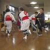 日本舞踊のボランティア