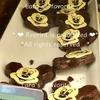 アウラニでミッキーまんまのクッキー♪