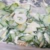 【料理】キュウリとちくわとミョウガのマヨ醤油和え【作り置き】