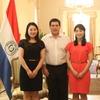 国際青少年連合パクオクス顧問とパラグアイ現大統領の出会いそして、元大統領との出会いー2