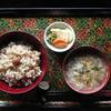 玄米と味噌汁が体調を整えてくれる。