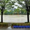 運動会は雨天順延…でも、恵みの雨!