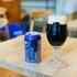 クラフトビールはグラスに注いで美味しく飲みましょう!